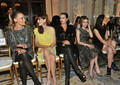 Marchesa Front Row Spring 2012 Mercedes-Benz Fashion Week - camilla-belle photo