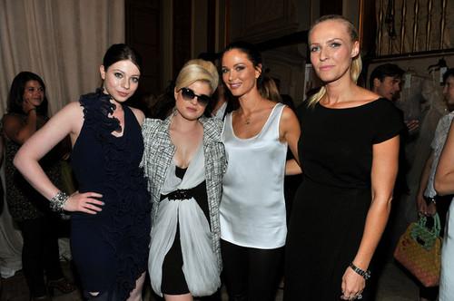 Marchesa - Front Row - Spring 2012 Mercedes-Benz Fashion Week