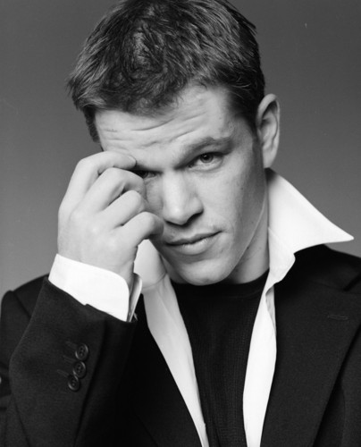 Matt Damon wallpaper probably with a business suit, a well dressed person, and a suit called Matt Photoshoot
