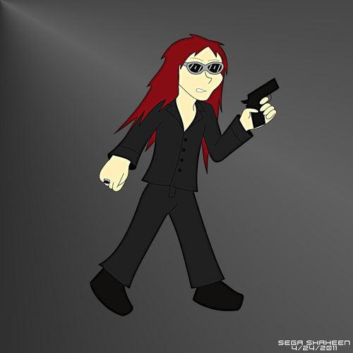 Agent MJK