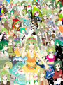 Megpoid Gumi Wallpapers - gumi-vocaloids photo