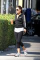 Mila Kunis grabs iced coffee with a male friend in Los Angeles, Sept 13
