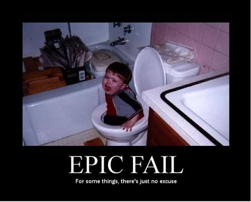 еще Fails!