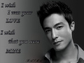 My Love - daniel-henney wallpaper