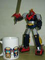 My very own Voltes V Soul of Chogokin - toy-collecting photo