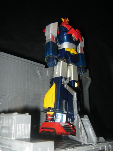 My very own Voltes V Soul of Chogokin
