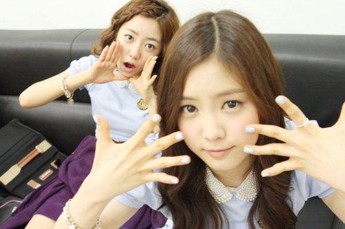 NaEun & NamJoo
