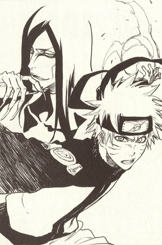 Naruto by Tite Kubo (BLEACH)