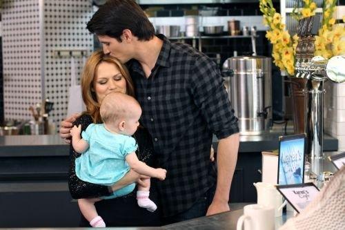 Nathan, Haley, and Lydia