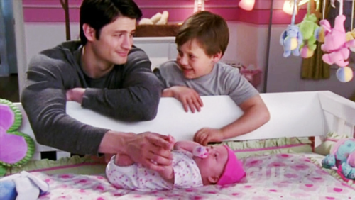 Nathan, Jamie, and Lydia
