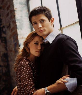Nathan and Haley...Always and Forever:) <3