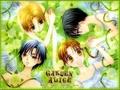 Natsume, Mikan, Hotaru & Ruka