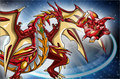 Neo Dragonoid - dragoinoid-bakugan photo