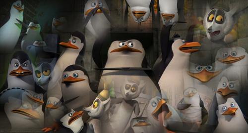 New Collage によって PenguinStyle/Skipper Ronaldo
