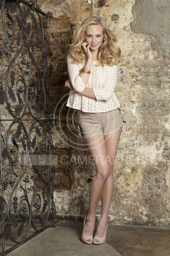 New UK 'OK' magazine photoshoot outtakes! ♥