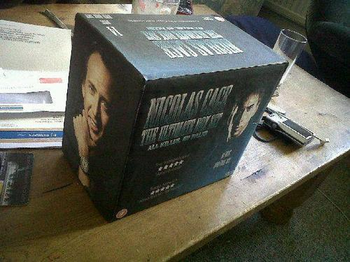 Nicolas Cage Ultimate 14 Disc DVD Box Set (All Killer, No Filler)