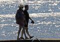 Nicolas Sarkozy and Carla Bruni on Vacation   - carla-bruni photo