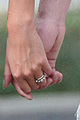 Nikki Reed & Paul McDonald Wearing Wedding Rings!