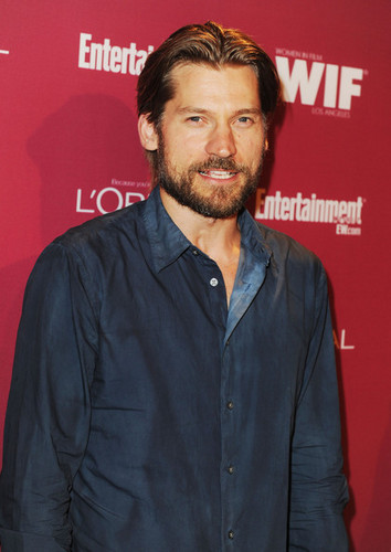 Nikolaj Coster-Waldau @ Pre-Emmy Party