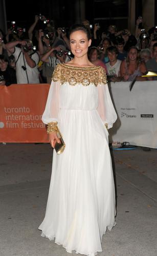 Olivia Wilde @ the Premiere of 'Butter' @ the 2011 Toronto International Film Festival