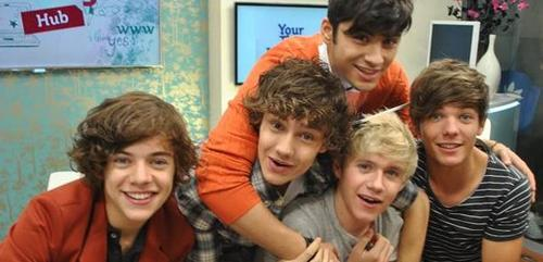 """One Direction on """"This Morning"""" ;; 16/09/11 ♥"""