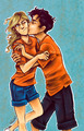 Percabeth colored