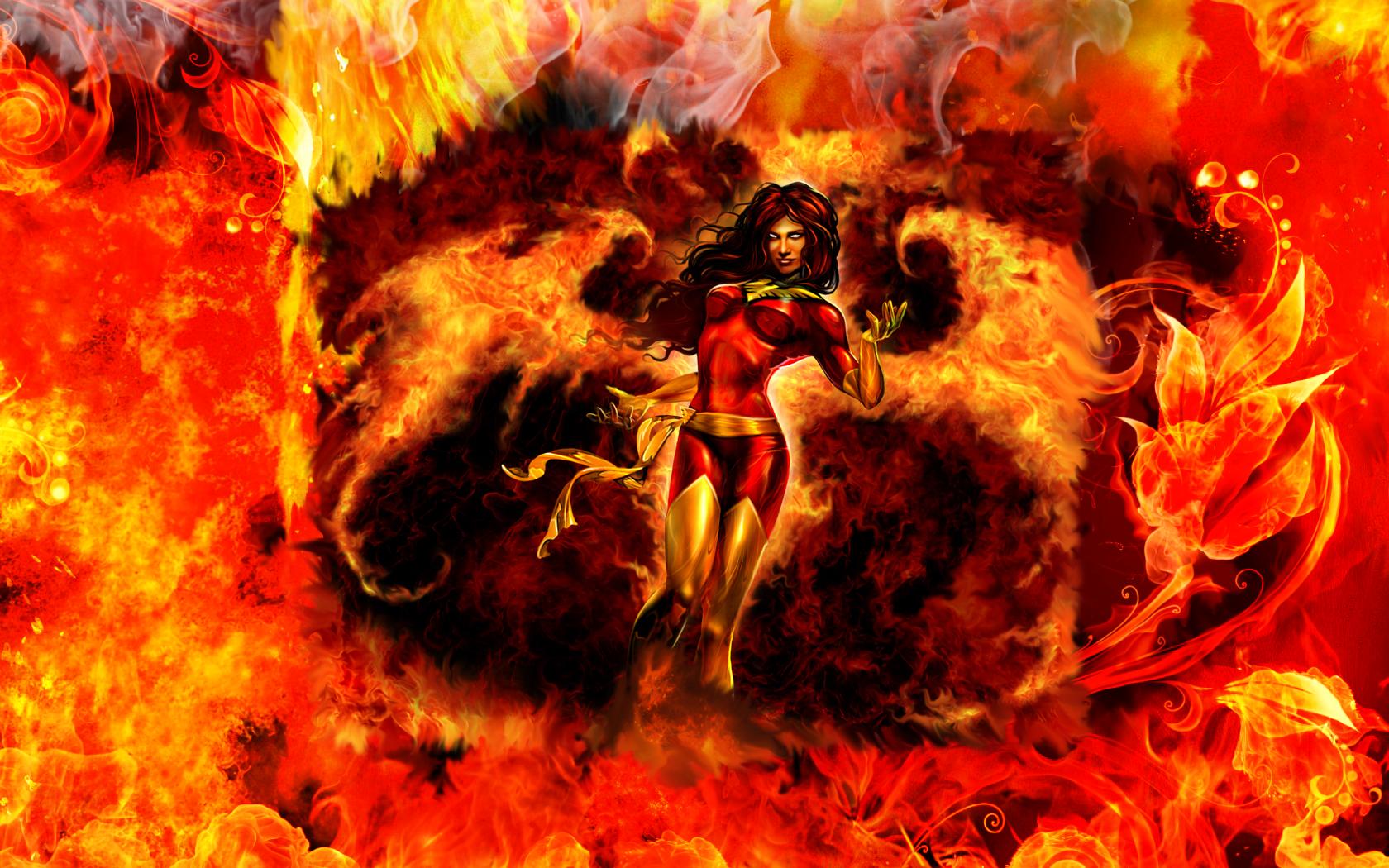 Dark Phoenix Wallpapers Wallpaper