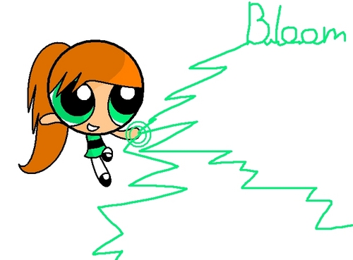 Powerpuff Bloom !