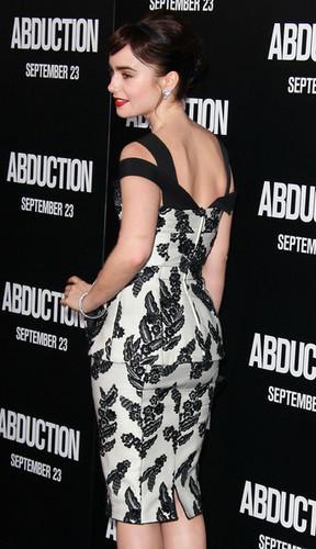 """Premiere Of Lionsgate Films' """"Abduction"""""""