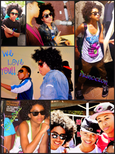 Princeton... WE Cinta YOU!! Peace ;)