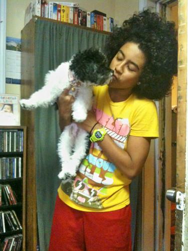 Princeton's #1 Girl, Balenciaga!! ;)