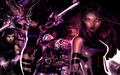 Psylocke - x-men wallpaper