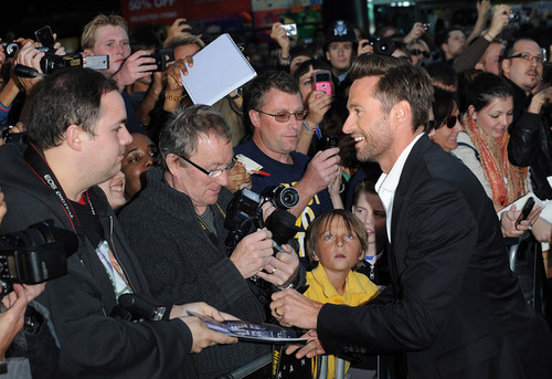 Real Steel - UK Premiere