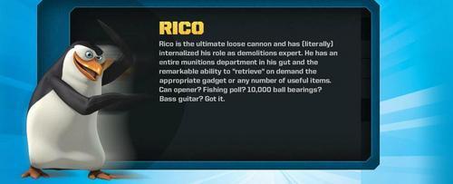 Rico's bista sa tagiliran