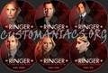 Ringer - DVD's and Box Set (Fan Made Obviously!)
