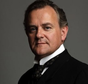 Downton Abbey kertas dinding possibly with a business suit and a judge advocate titled Robert Crawley