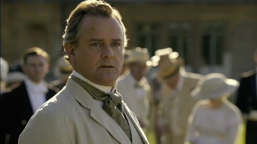 Downton Abbey fondo de pantalla containing a business suit entitled Robert Crawley