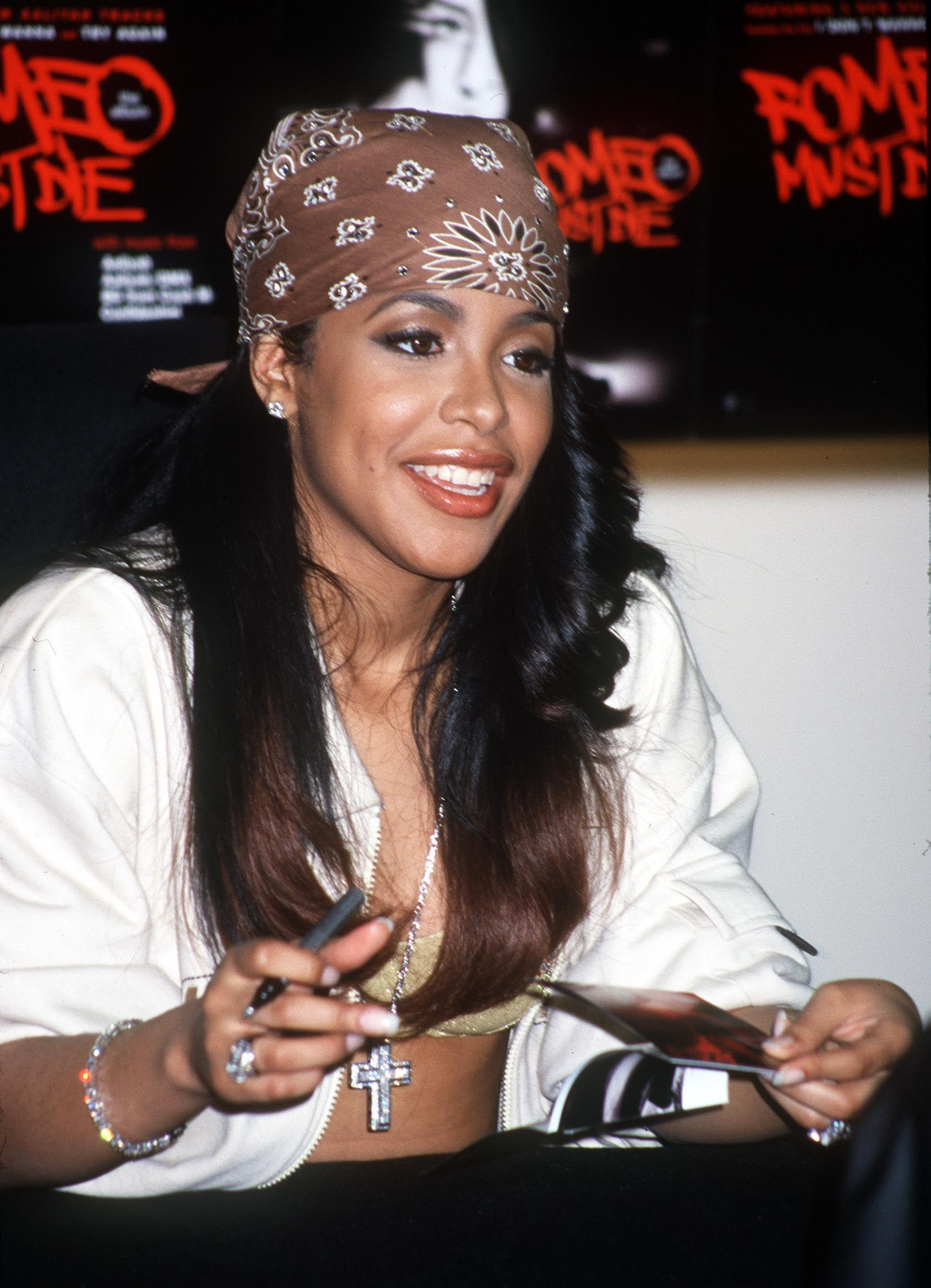 Romeo Must Die Soundtrack Signing
