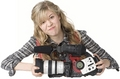 Sam with Freddie's camcorder - samantha-puckett photo