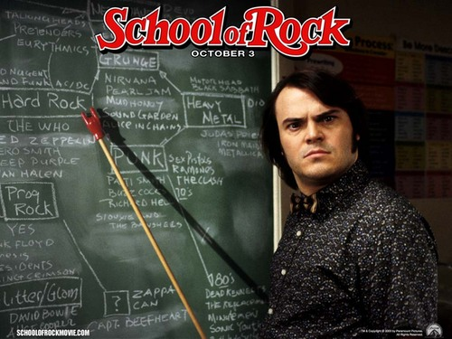 School Of Rock!