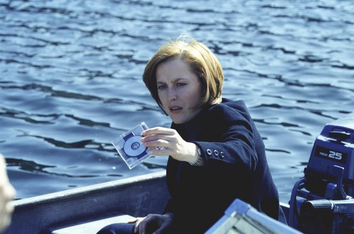 Scully - the-x-files Photo
