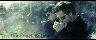 Sean Patrick Flanery & Norman Reedus