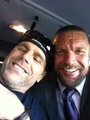 Shawn Michaels and Triple H - d-generation-x photo