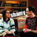 Sheldon and Amy - shamy icon