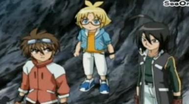 Shun,Dan and Marucho!