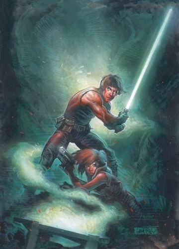 Skywalker and Solo