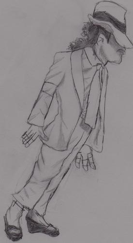 michael jackson sketch smooth - photo #8