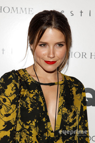 "Sophia Bush: ""Restless"" Screening in NY, Sep 14"