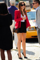 Sophia - Out and about in New York - September 12, 2011