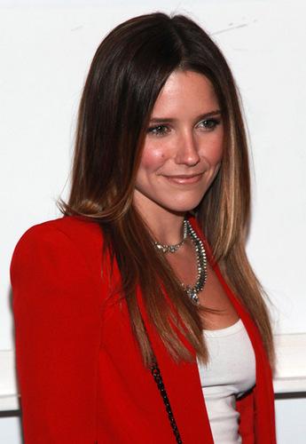Sophia - Rebecca Minkoff - Front Row & Backstage - Spring 2012 Fashion Week - September 12, 2011
